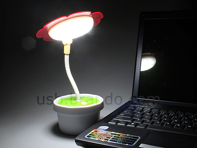 USB Flower Lamp