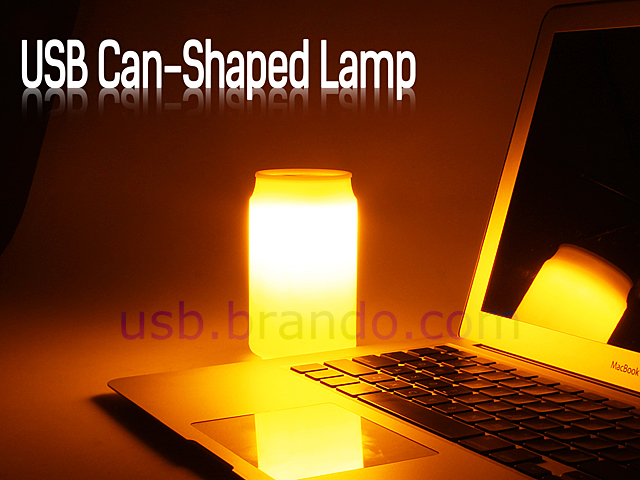 USB Can-Shaped Lamp