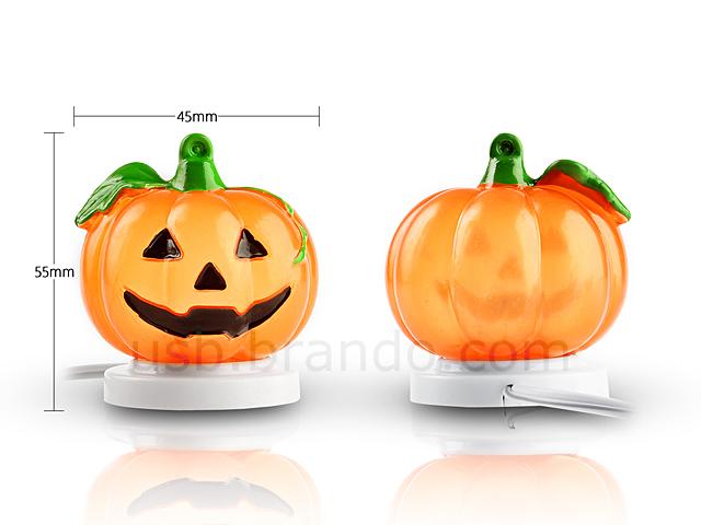 USB Halloween Pumpkin Light II