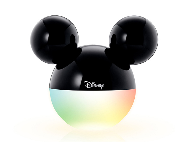 Infothink Mickey Mouse Head Led Magic Lamp