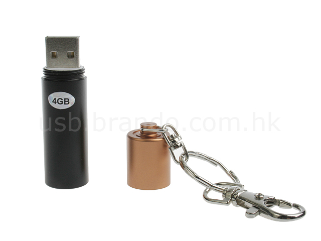 USB Battery-Like Flash Drive