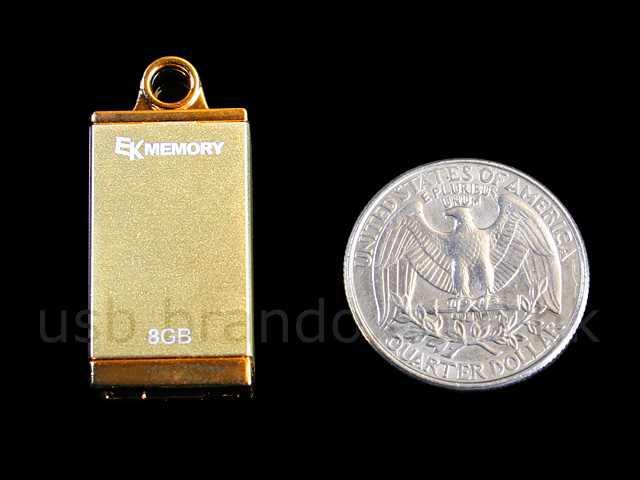 EKmemory Micro Slider USB Flash Drive