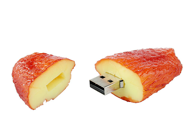 USB BBQ Flash Drive