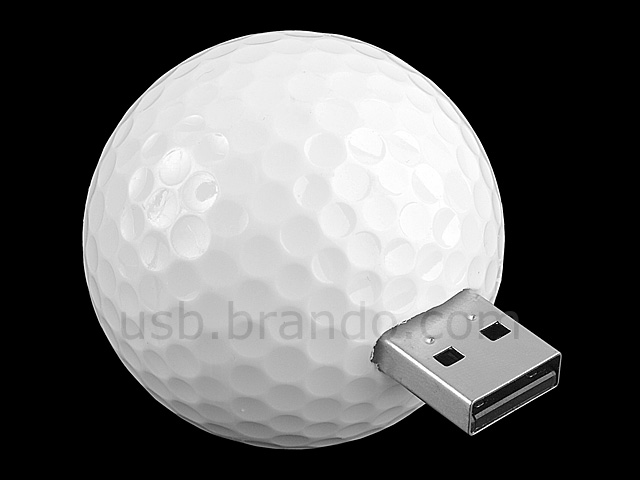 Usb Golf Ball Flash Drive