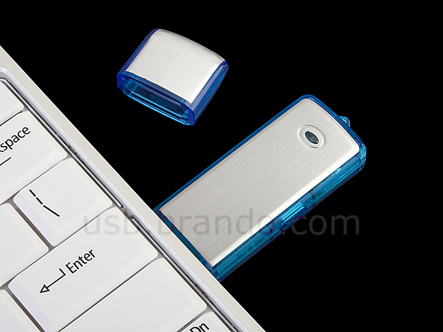 USB Flash Drive with Voice Recording