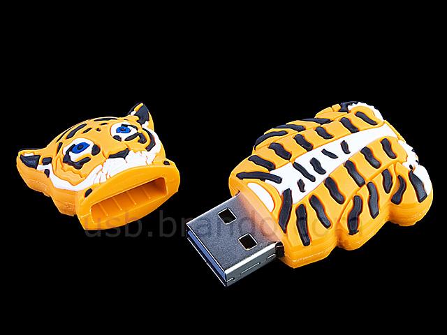 Usb Tiger Flash Drive