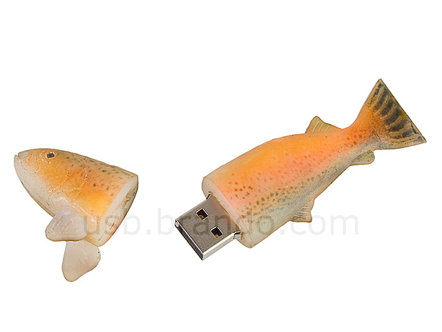 Usb Fish Flash Drive Ii