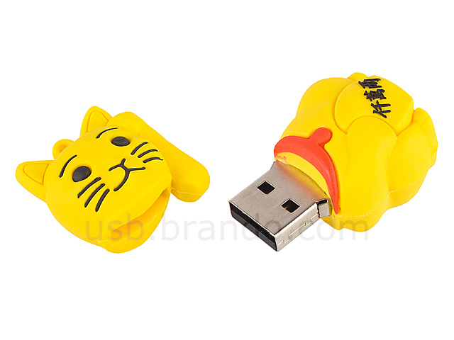 USB Lucky Cat Flash Drive