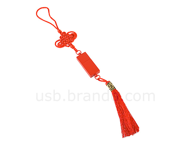 USB Chinese Macrame Flash Drive