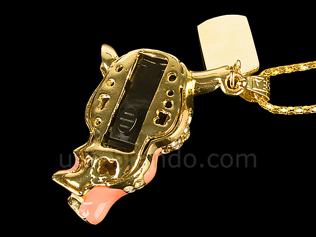 USB Jewel Baby Necklace Flash Drive