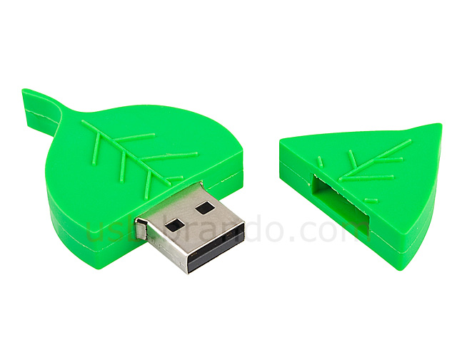 Usb Leaf Flash Drive