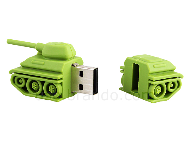 USB Tank Flash Drive