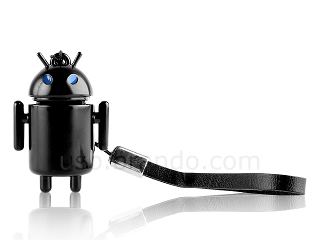 LHN 8GB Android Robot USB 2.0 Flash Drive Red