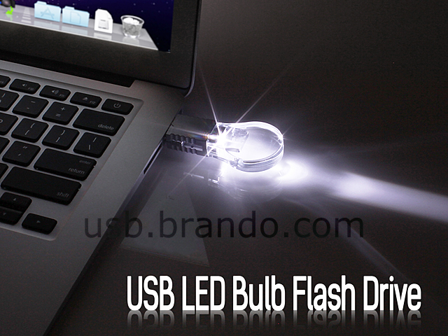 usb led bulb flash drive. Black Bedroom Furniture Sets. Home Design Ideas