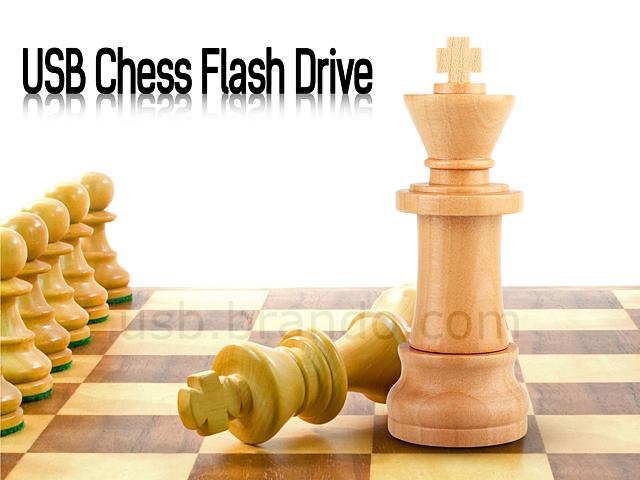 usb chess flash drive