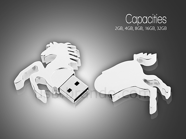 Usb Horse Flash Drive