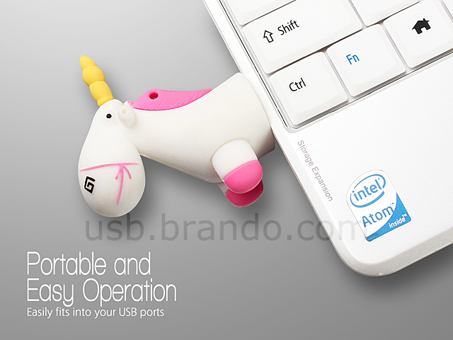 USB Cartoon Horse Flash Drive
