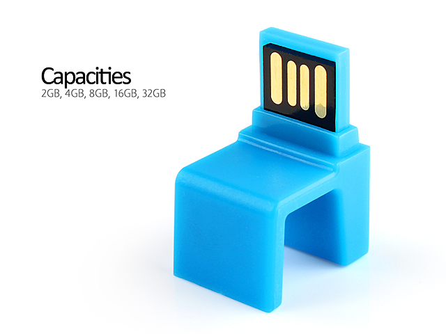 USB Chair Flash Drive