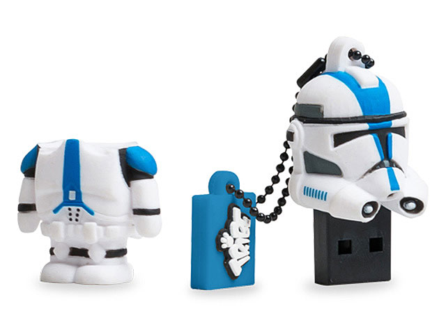 Tribe Star Wars 501st Clone Trooper USB Flash Drive