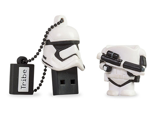 Tribe Star Wars TFA Stormtrooper USB Flash Drive