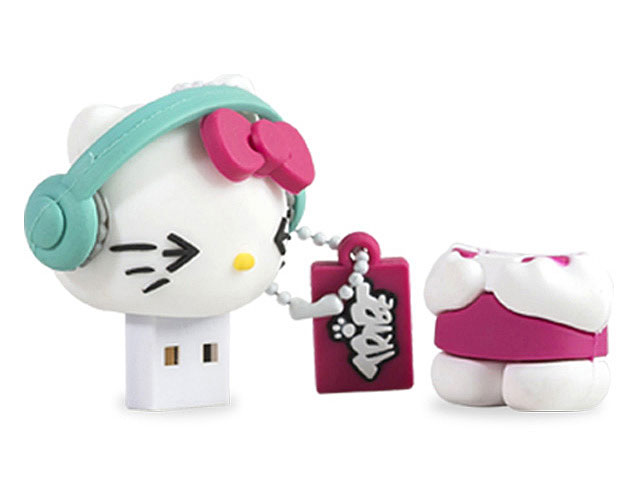 Tribe Hello Kitty DJ USB Flash Drive