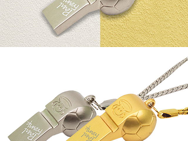 Paul Frank Alloy Whistle USB Flash Drive