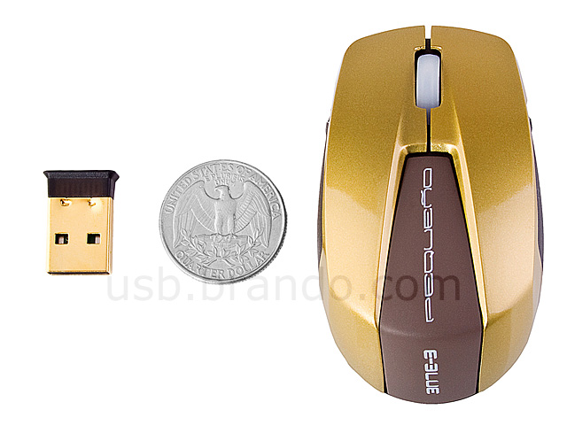 Tiny 2.4Ghz Wireless Mouse