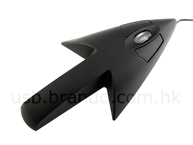 USB Arrow Optical Mouse