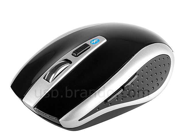 Bluetooth Adapter For Receiver >> USB Bluetooth Optical Mouse II