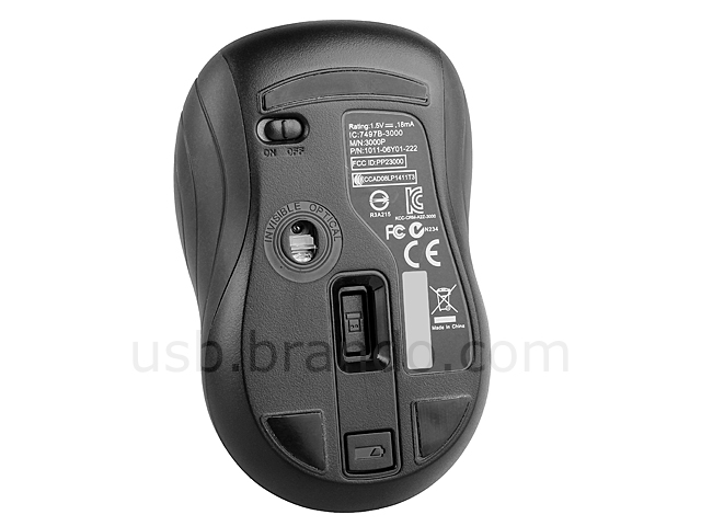 Rapoo 3000p 5GHz Wireless Mouse