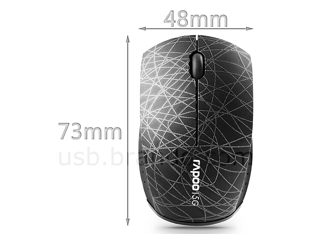Rapoo 3300p 5GHz Wireless Mini Mouse