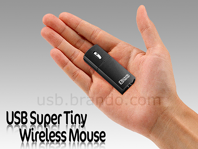 USB Super Tiny Wireless Mouse