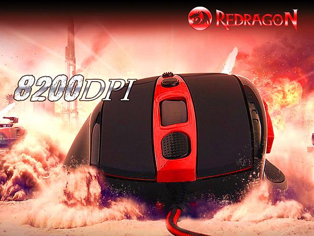 Redragon Titanoboa USB Game Mouse
