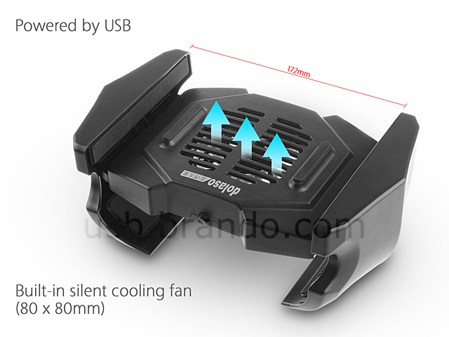 USB Router Cooling Stand