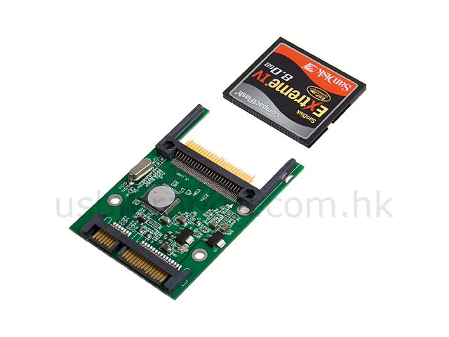 CF to SATA Hard Drive Adapter