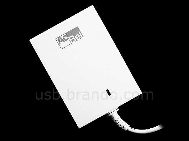 AcBel Ultra Small Adapter 90W Universal Notebook Adapter