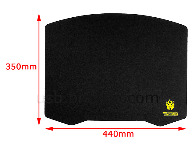 Warriors Gaming Mouse Mat (WS-F444)