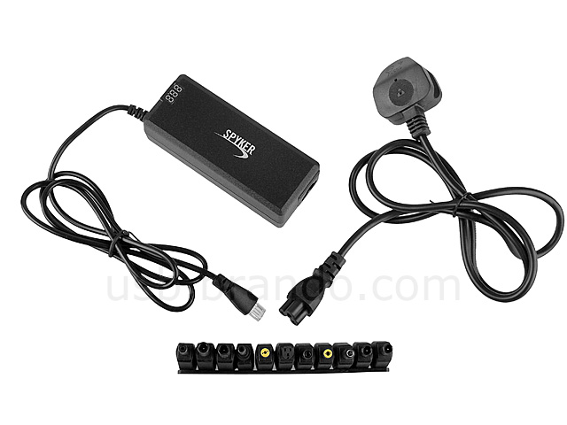 notebook universal power supply 90w