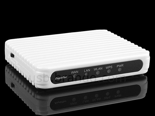 EagleTec Nano Size Wireless N-Router