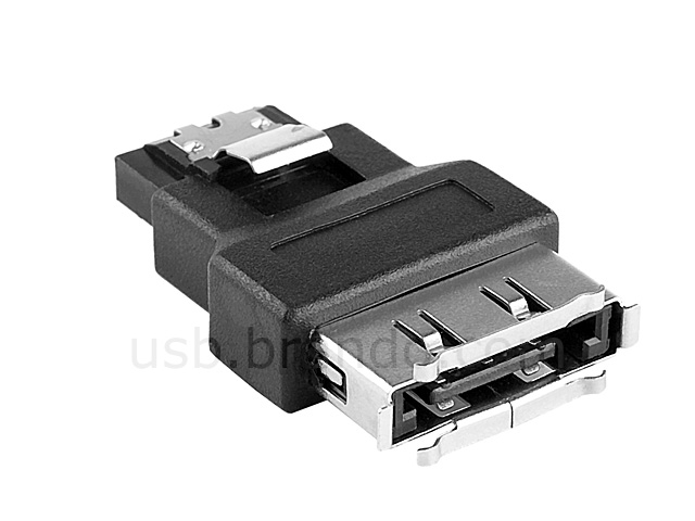 Sata Male To Esata Female Adapter