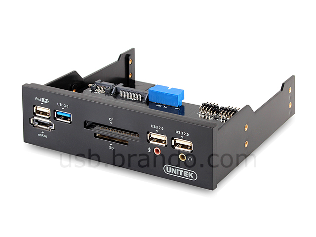 Usb 3 0 5 25 Quot Multi Function Front Panel