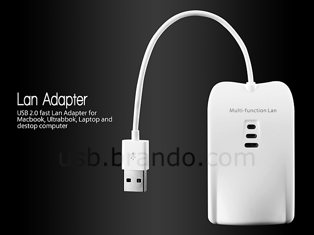USB Multi-Function Lan Adapter