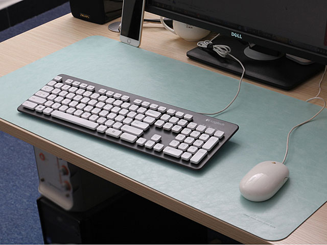 Super Leather Mouse Pad Mat