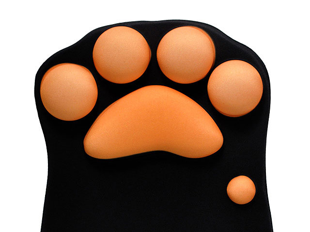 Paw Mouse Pad