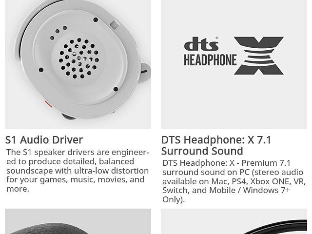 SteelSeries Arctis 7 DTS Wireless Headset