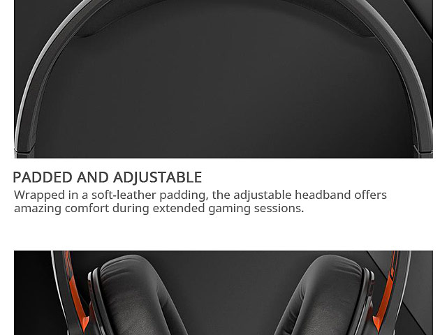 SteelSeries Siberia 100 Gaming Headset with Mic