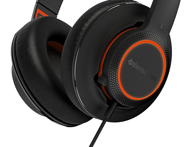SteelSeries Siberia 150 Illumination Gaming Headset with Mic