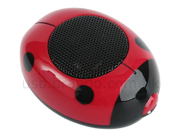 Ladybug Speaker