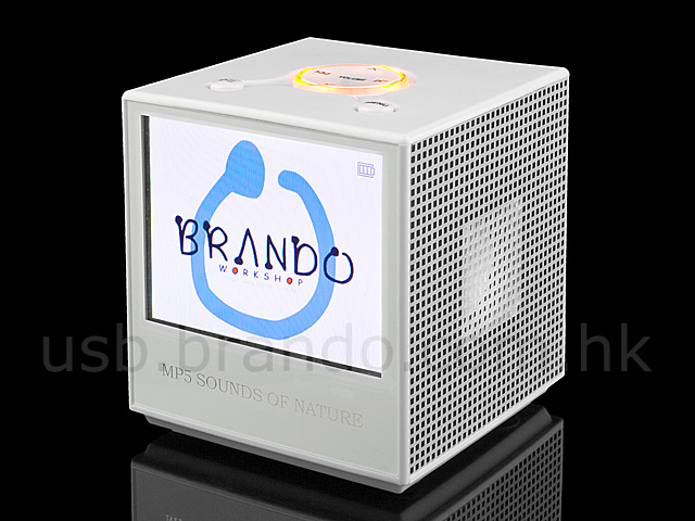 Cube Multimedia Player Speaker