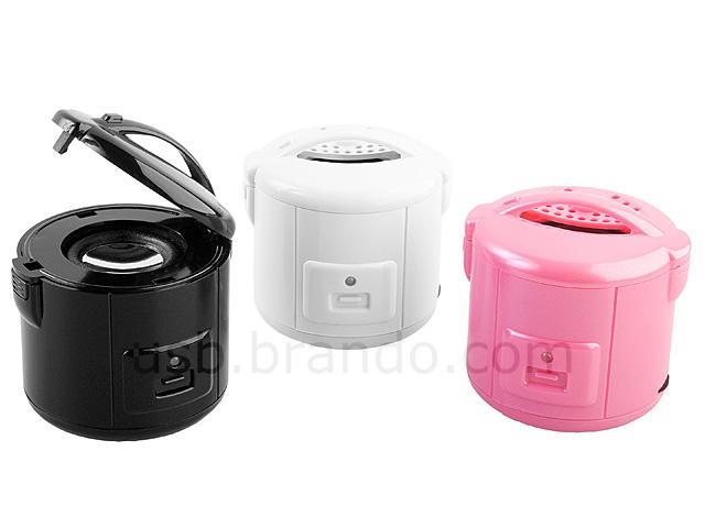 Usb Mini Rice Cooker Speaker